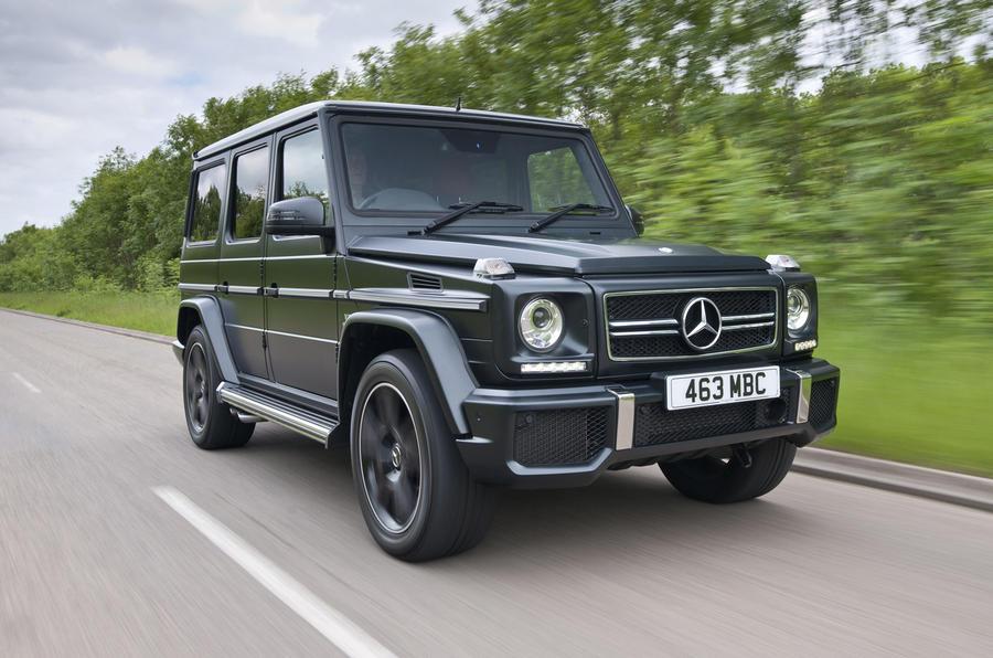 Super Mercedes G63