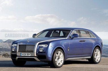 Blue Rolls-Royce Cullinan 20513