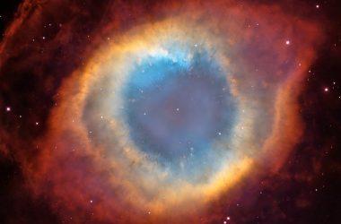 Free Helix Nebula