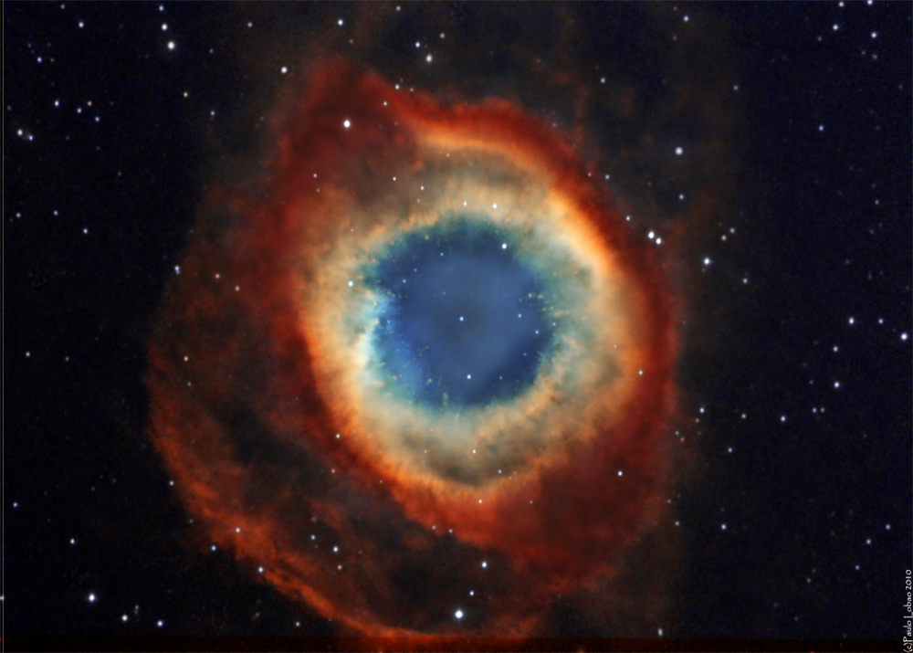 Nice Helix Nebula