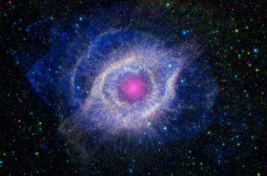 Widescreen Helix Nebula
