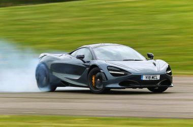 Amazing McLaren 720S