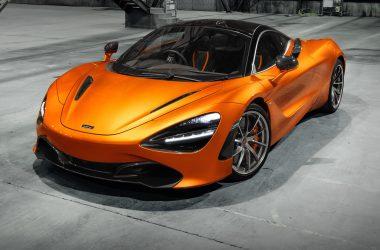 Cool McLaren 720S