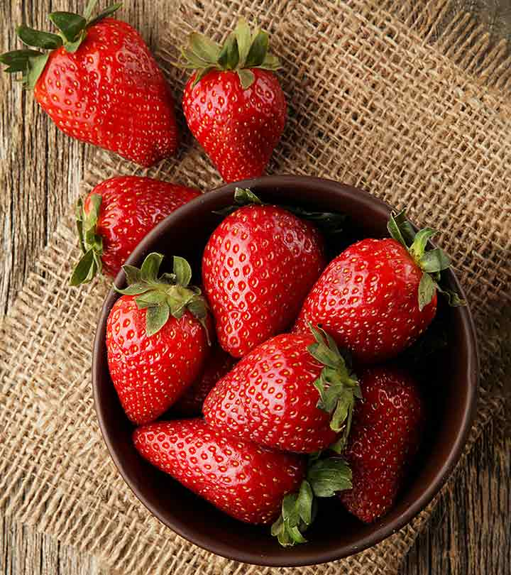 Nice Strawberry