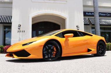 3D Lamborghini Huracan