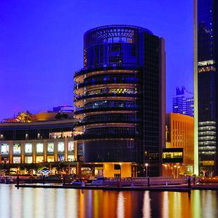 Beautiful Dubai Marina