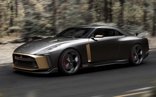 Beautiful Nissan GT-R50