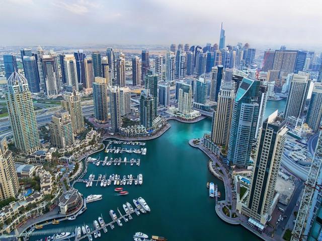Free Dubai Marina