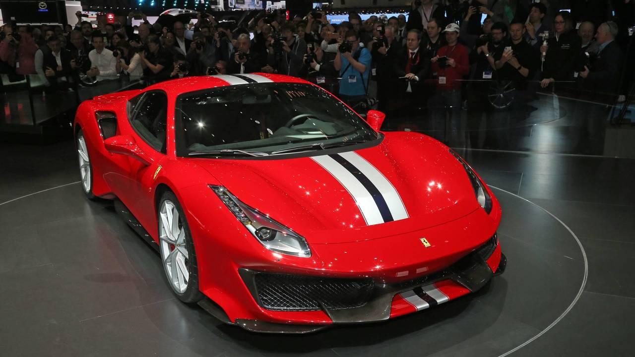 Free Ferrari 488 Pista