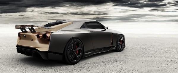 Free Nissan GT-R50