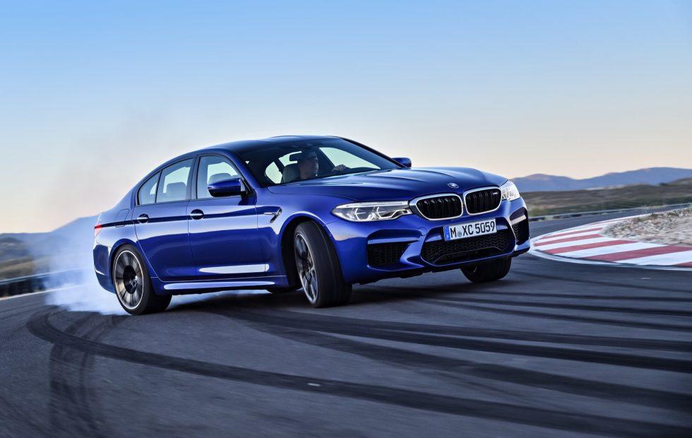 HD BMW M5