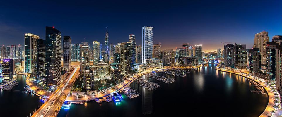 HD Dubai Marina