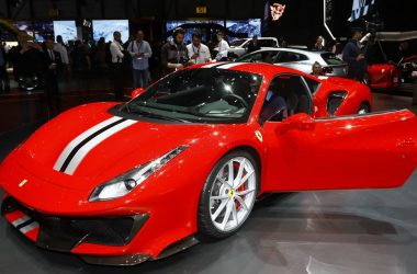 HD Ferrari 488 Pista
