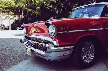 HD Vintage Car