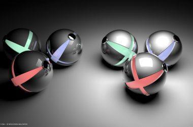 Nice Abstract Balls