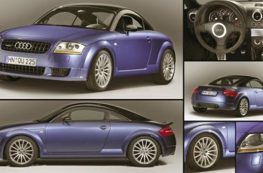 Nice Audi TT Quattro
