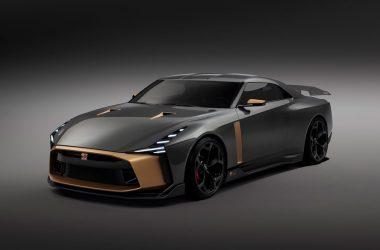Nice Nissan GT-R50