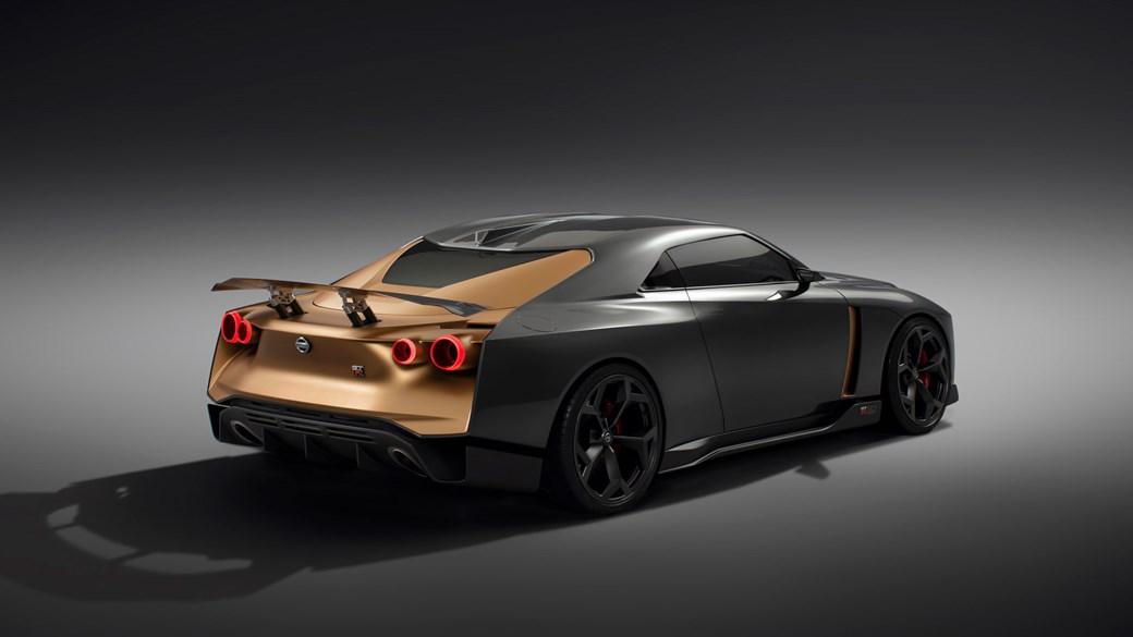 Super Nissan GT-R50