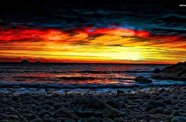 Super Sunrise Wallpaper 21213