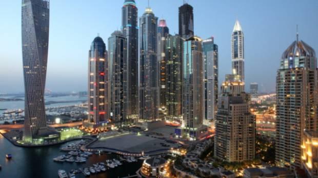 Top Dubai Marina