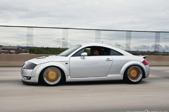 Free hd Audi TT Quattro