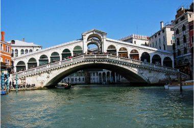 Nice Rialto Bridge