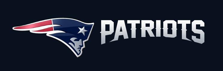 Free England Patriots Logo