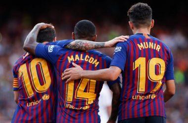 Free FC Barcelona