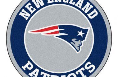 Great England Patriots Logo