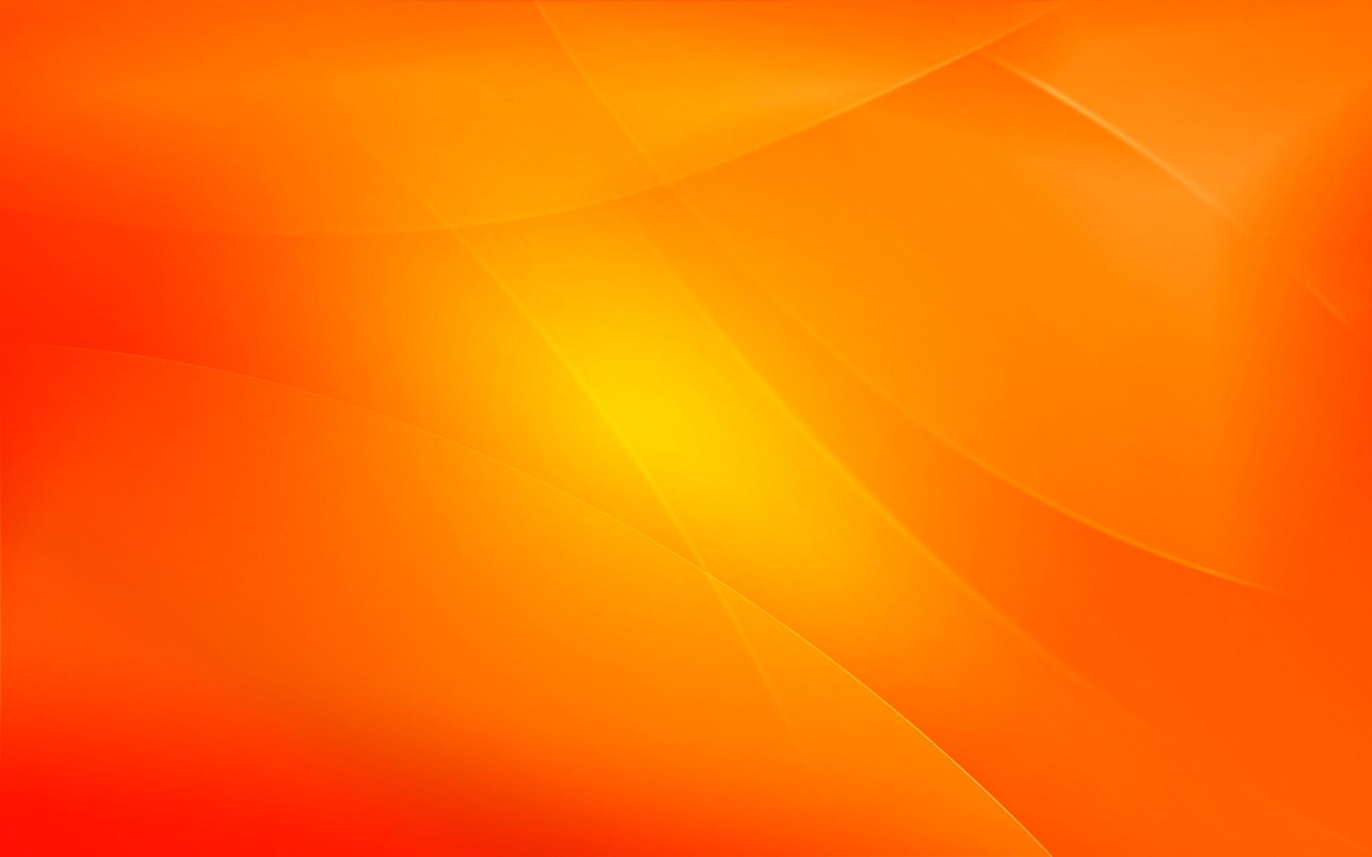 Super Orange Wallpaper