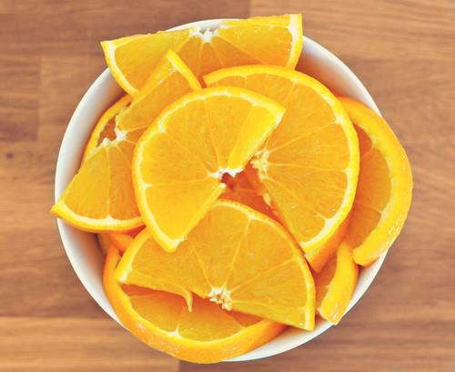 Top Orance Slices