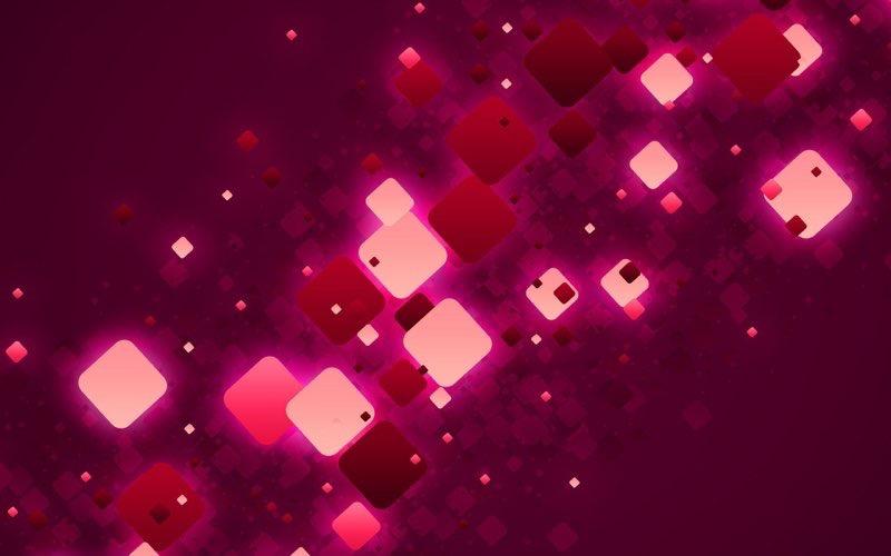 3D Pink Wallpaper