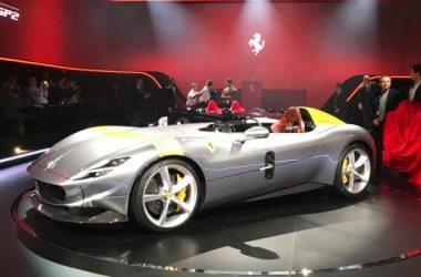 Beautiful Ferrari Monza 22793