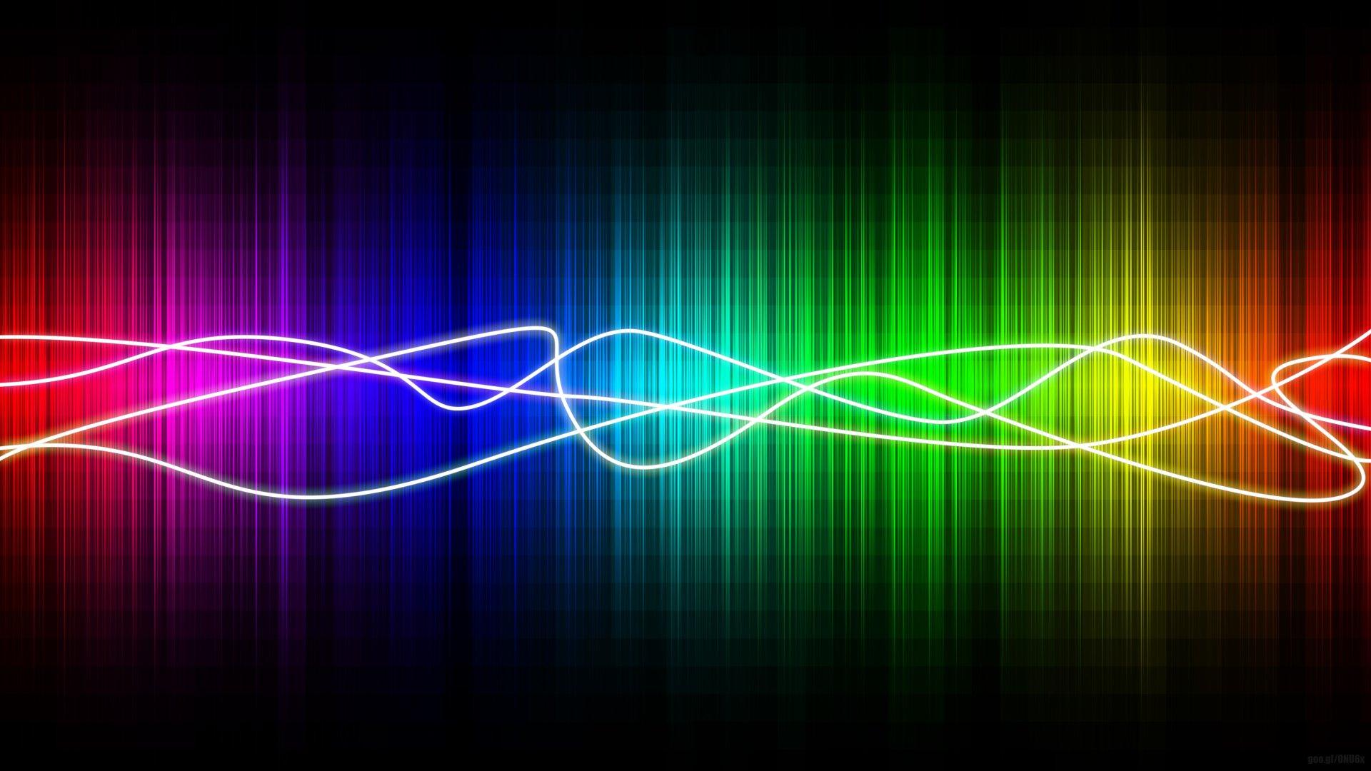 Colorful Spectrum Wallpaper