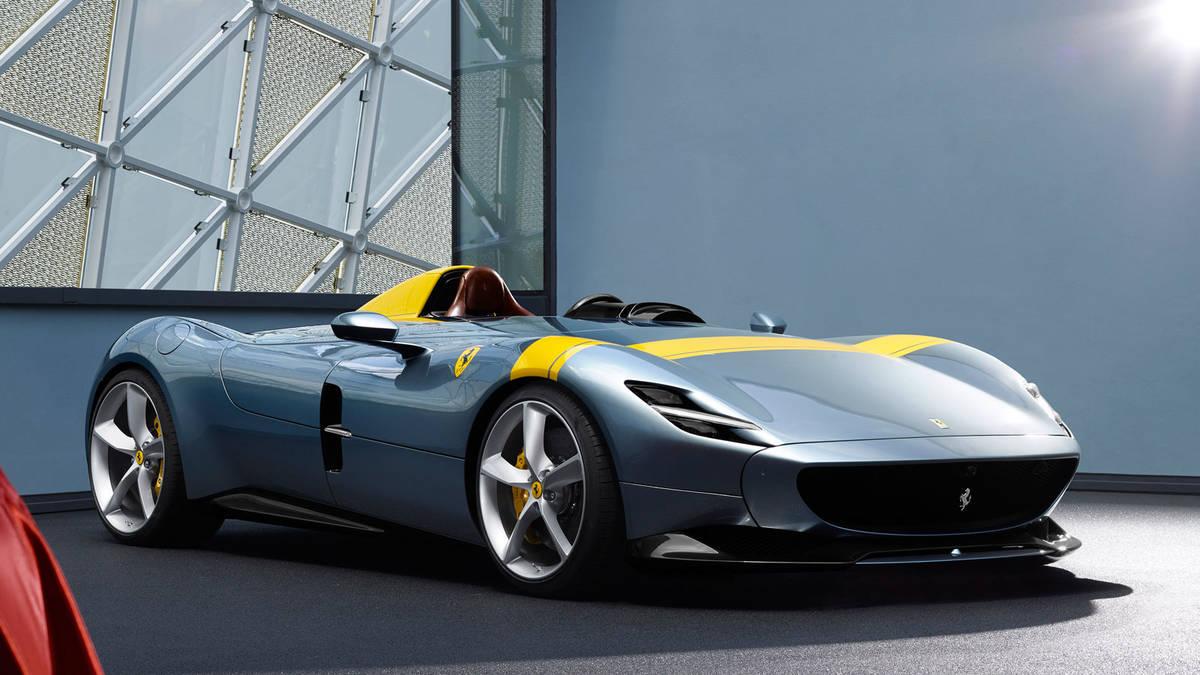 Cool Ferrari Monza