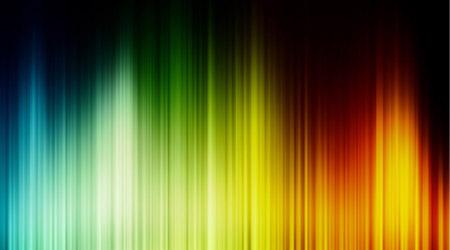 Digital Spectrum Wallpaper
