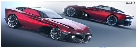 Free Alfa Milano 2077