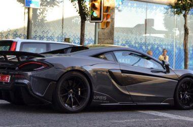 Free McLaren 600LT