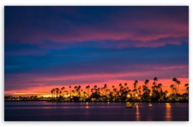 Free Sunset 4K