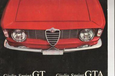 Old Alfa Milano 2077