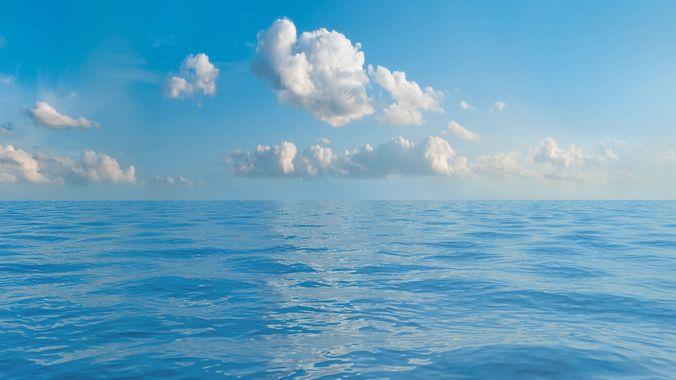 Seamless Seascape