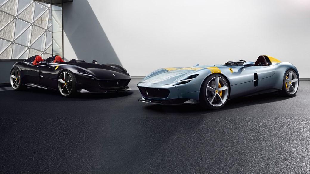Stunning Ferrari Monza