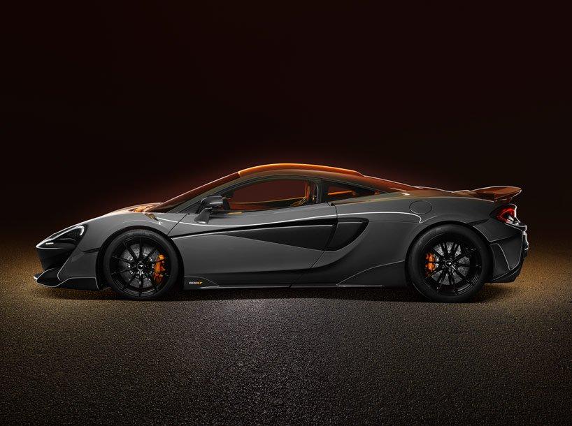 Stunning McLaren 600LT