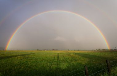 Widescreen Rainbow 22890