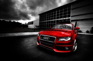 3D Audi Wallpaper