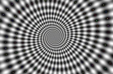 Art illusion Wallpaper