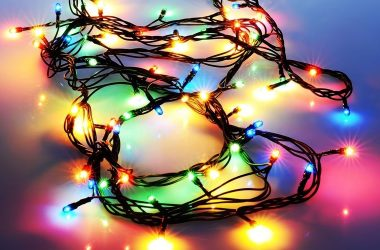 Digital Christmas Wallpaper