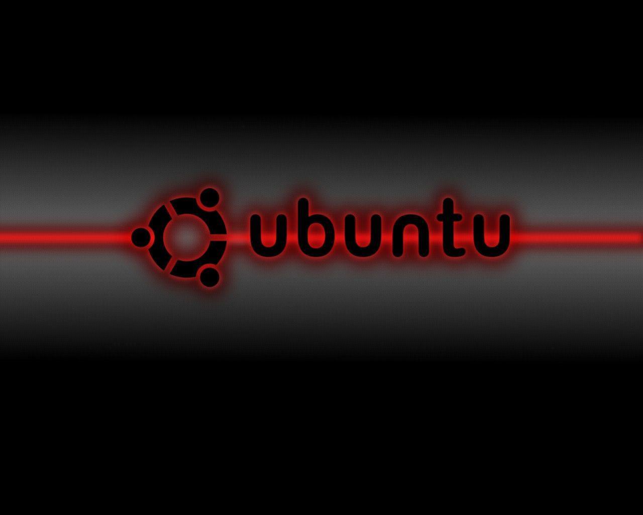 Logo Ubuntu Wallpaper