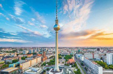 Best Fernsehturm Berlin 23733