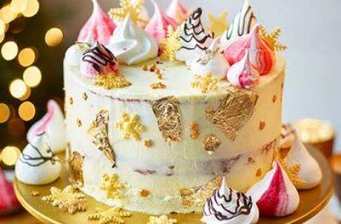 Cover Christmas Cake